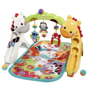 Fisher-Price lelukaarega mängutekk
