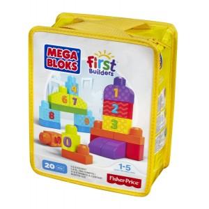 Mega Bloks väike klotsikott