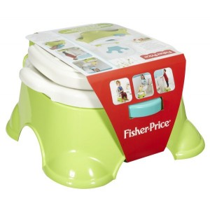 Fisher-Price BG Royal Stepstool Potty