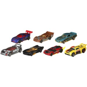Hot Wheels DC Justice League teemaautod