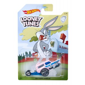 Hot Wheels Looney Tunes teema auto