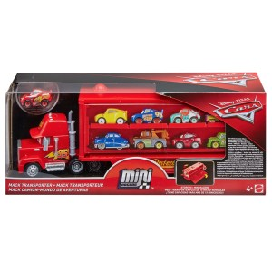 Cars Mini mudelite treiler Mack