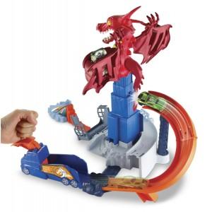 Hot Wheels draakonirada