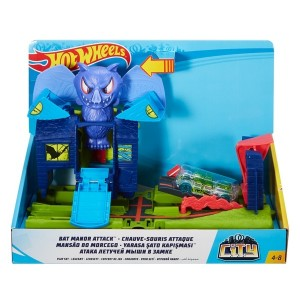 Hot Wheels City teema rada