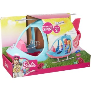 Barbie helikopter
