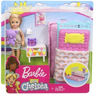 Barbie Chelsea nukk