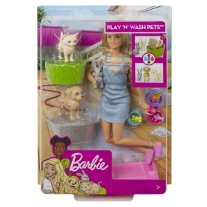 Barbie lemmikute vannikomplekt