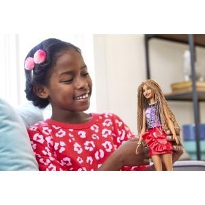 Barbie Fashionistas nukk - rokkiv punane
