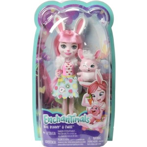 Enchantimals nukk Bree Bunny