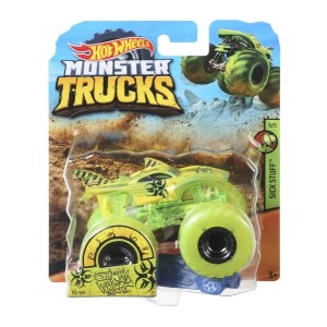Hot Wheels Monster Truck mudelauto