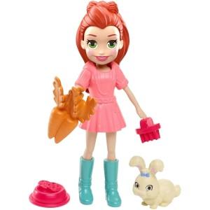 Polly Pocket™ Lila w/Pet