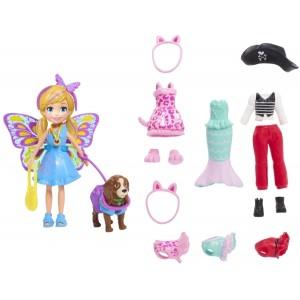 Polly Pocket™ kostüümipidu