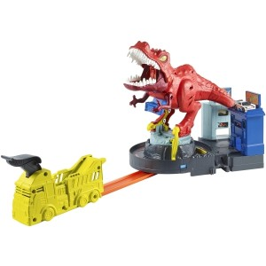 Hot Wheels City T-Rex rada