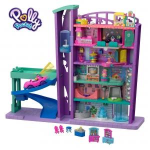 Polly Pocket suur kaubanduskeskus