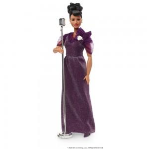 Barbie kollekstiooninukk Ella Fitzgerald