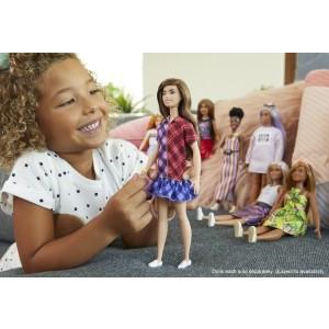 Barbie Fashionistas nukk - hullutavad ruudud