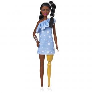 Barbie Fashionistas proteesjalaga