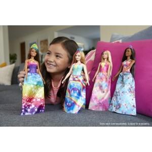 Barbie Dreamtopia printsessi nukk