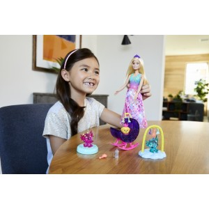 Barbie Dreamtopia fantaasiakomplekt