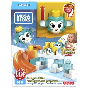 Mega Bloks veereva üllatusklotsi komplekt
