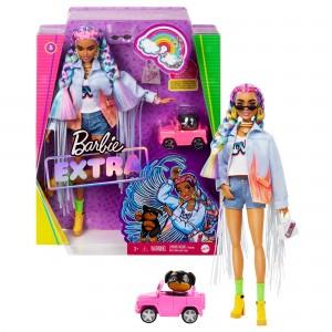 Barbie® Extra vikerkaarejuustega