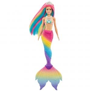 Barbie värvimuutev merineitsi