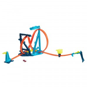 Hot Wheels Track Builder super surmasõlm