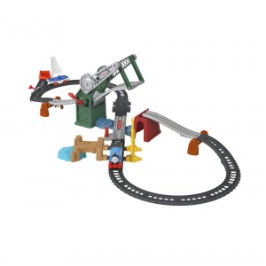 Thomas&Friends tõstukiga silla komplekt