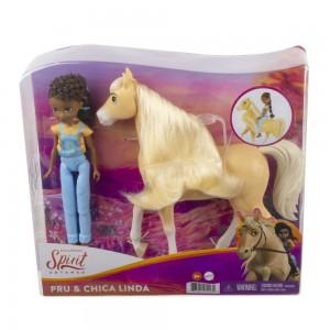 Spirit nuku ja hobuse komplekt