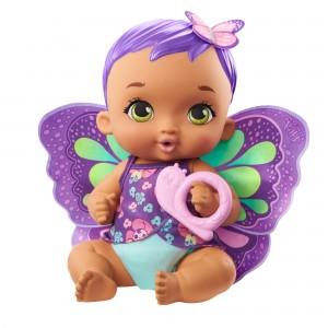 My Garden Baby® mähkmetega liblikabeebi - lilla