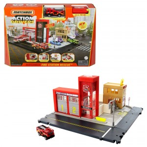 Matchbox ™ tuletõrjejaam