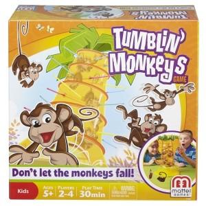 Lõbusad ahvid lauamäng