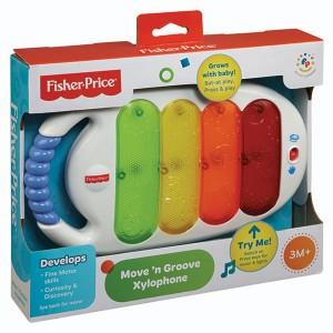 Fisher-Price ksülofon
