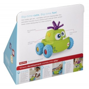 Fisher-Price monsterautode valik