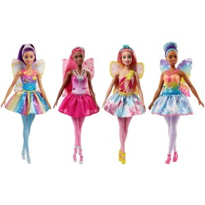 Barbie Dreamtopia haldja nukk