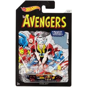 Hot Wheels Avengers 3 teema auto
