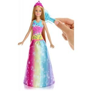 Barbie juuksesära nukk