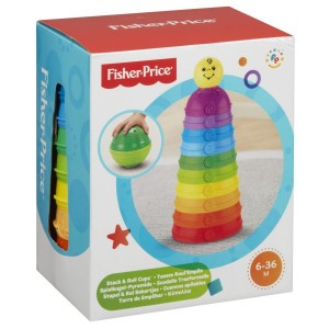 Fisher-Price värviline torn