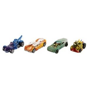 Hot Wheels värvimuutvad autod