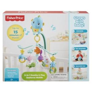 Fisher-Price merihobu karusell
