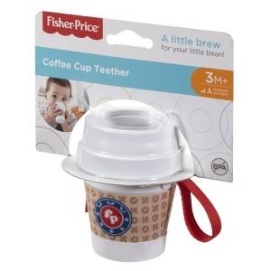 Fisher-Price närimisrõngas kohvitops