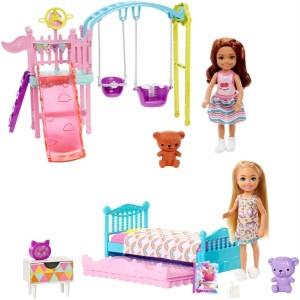 Barbie Chelsea mängukomplekt