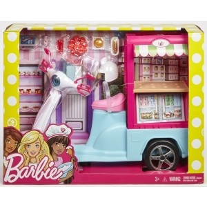 Barbie toidukäru