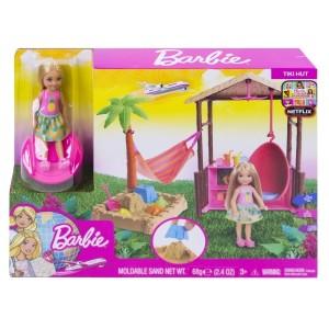 Barbie Chelsea Tiki Hut mängukomplekt