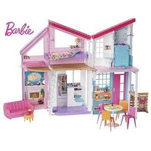 Barbie Malibu maja