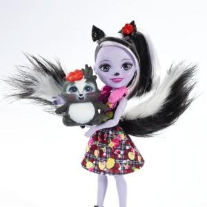 Enchantimals nukk Sage Skunk