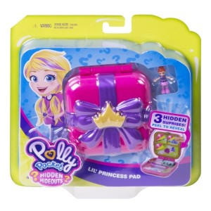 Polly Pocket peidus aarded