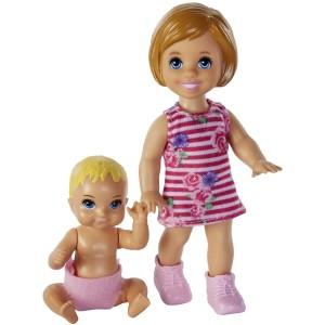 Barbie Skipper Babysitter nukud