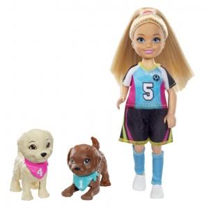 Barbie Jalgpallur Chelsea