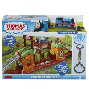 Thomas & Friends kõndiv sild